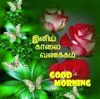 good morning beautiful message in tamil