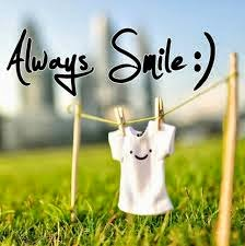 always smile dps for whatsapp