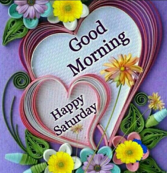 Good morning Saturday images with Good morning Saturday wishes