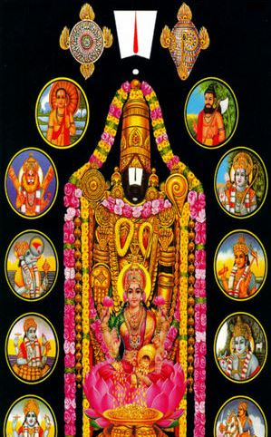 Top 30 + lord venkateswara Images balaji Wallpapers photo