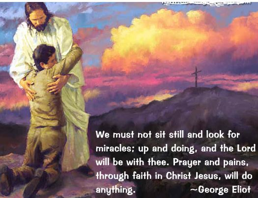 Jesus Quotes in English images with Best motivational Jesus Christ Quotes