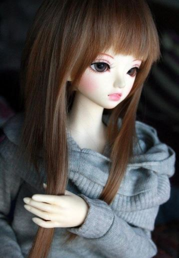 New Cute Doll Images Profile Photo Pics Wallpapers Fb Dp Download