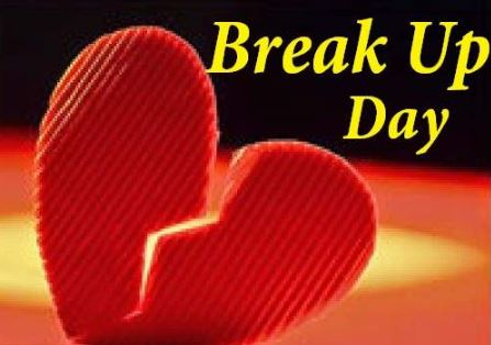 happy breakup day in hindi message