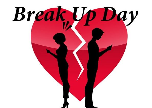 happy breakup day lines in hindi images pics
