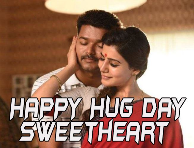 happy hug day images in tamil