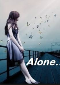 alone bcoz mood not cool