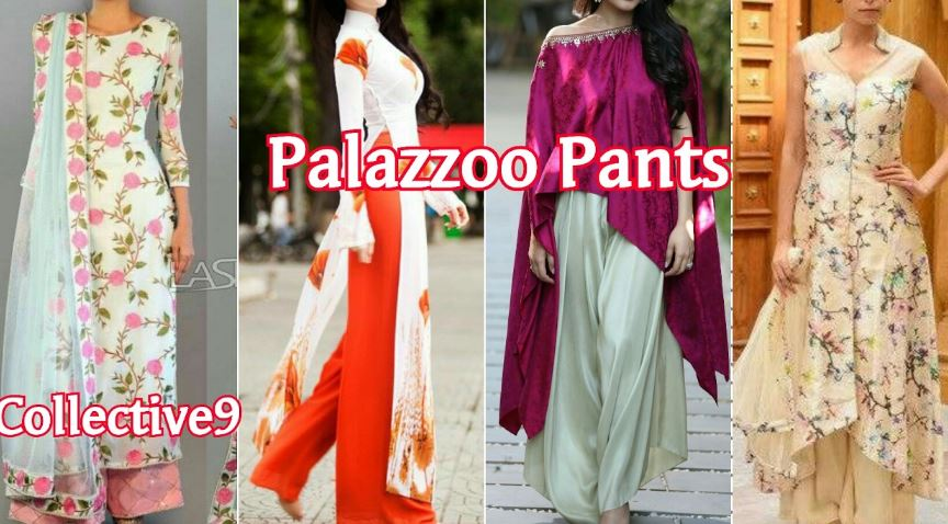 best palazzo look fashion images