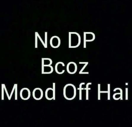 i have not dp