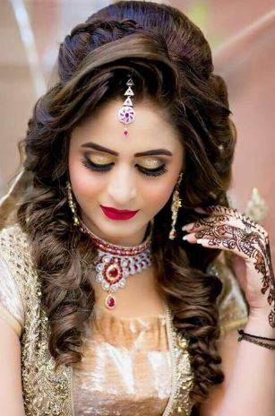 100+ indian hair style images pics photo for women girls