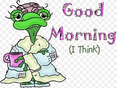 good morning images with funny cartoon hd